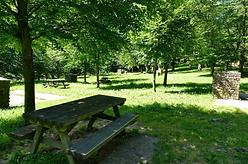 Área de descanso Kanpazar