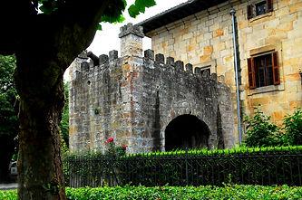 The Puerta del Campo Gate