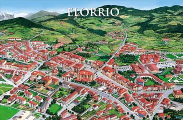 Elorrioko mapa