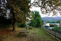 Txanberi piknikerako gunea