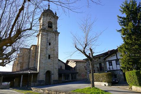 San Agustín de Etxebarría