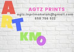 Agtz Prints Txartela