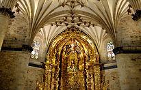 Altar de la Basílica de Elorrio
