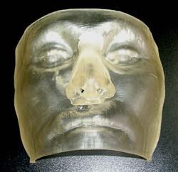 модель носа