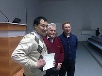 АО-курс в Красноярске (28-27 марта 2017г.)