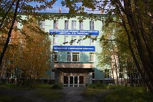 """сотрудничество с """"Националным медико-хирургическим центром им.Н.И.Пирогова"""" в г.Мурманск"""