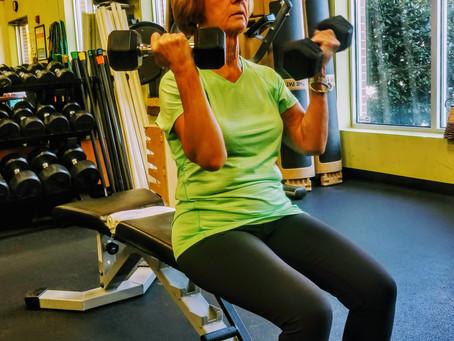 Fitness Challenge #3