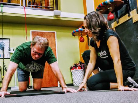 Fitness Challenge #2