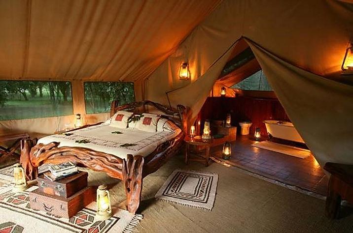 Il Moran Tent in Masai Mara