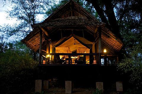 Samburu Intrepids Guest Tent