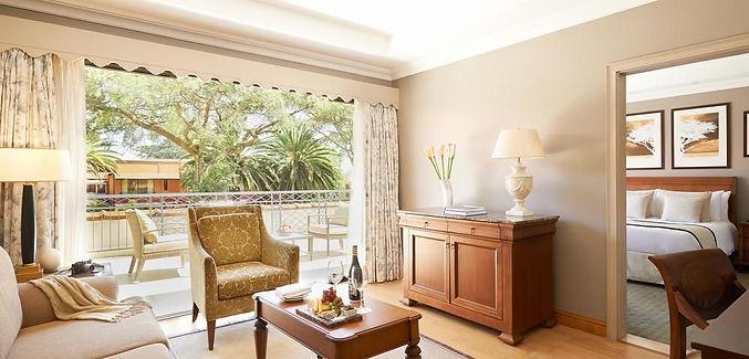 Norfolk Hotel Guest Suite in Nairobi