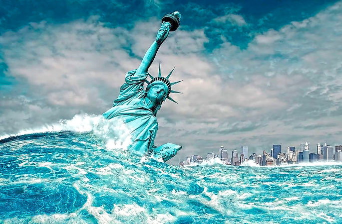 Climate study - New York City at risk of flooding every two decades