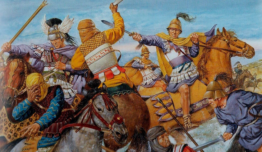 First Clash – Battle at the Granicus, 334 BC