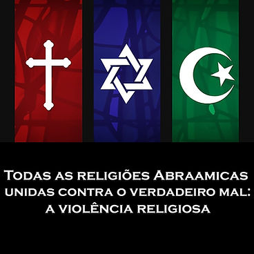 Todas as religioes Abraamicas Unidas contra a violência religiosa