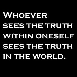 Truth Within; Truth in the World