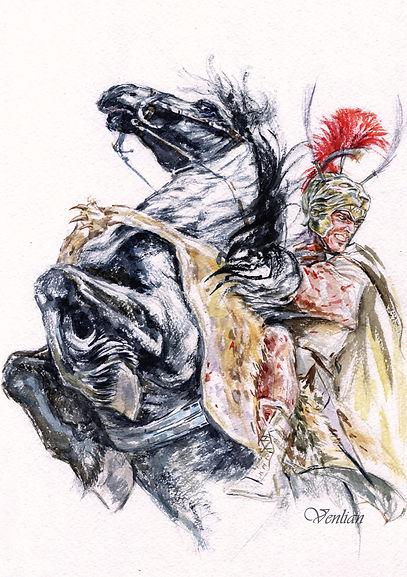 Alexander by Venlian on DevianArt
