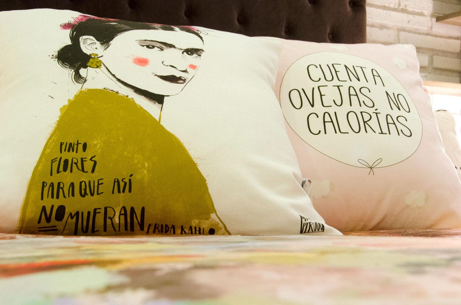 Soñando con Frida