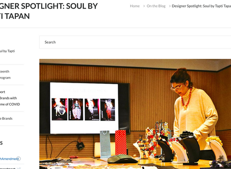 About Soul by Tapti Tapan