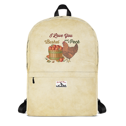 Bushel and a Peck Backpack