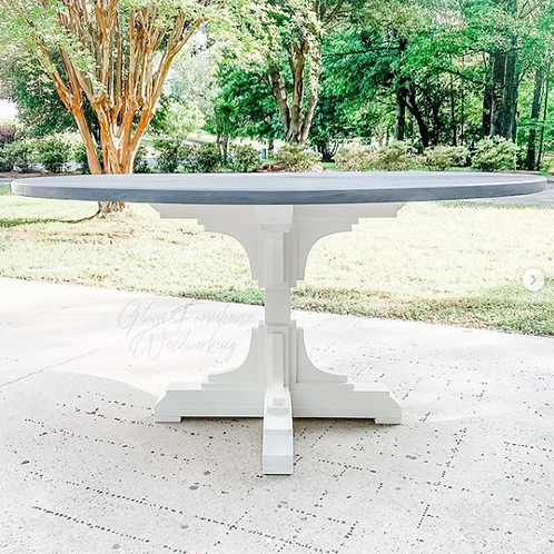 5ft Round Cathedral Table