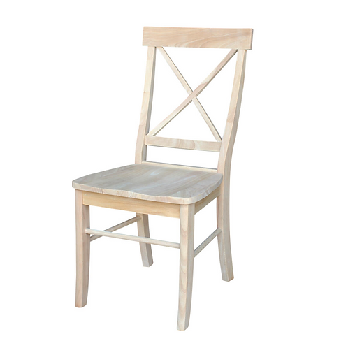 Single X Chair