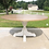 Thumbnail: 5ft Round Cathedral Table