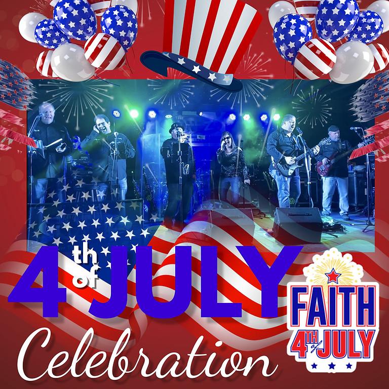 75th Faith 4th of July