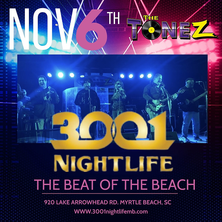 3001 NIGHTLIFE MYRTLE BEACH