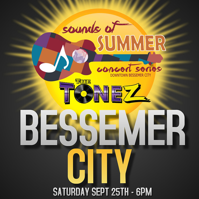 Bessemer City Sounds of Summer