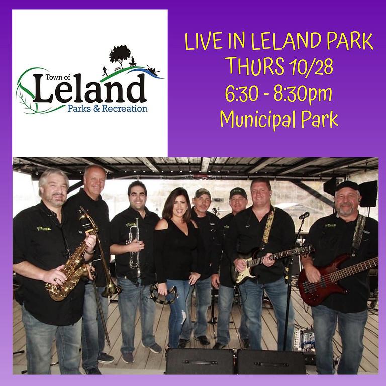 LIVE in Leland Park
