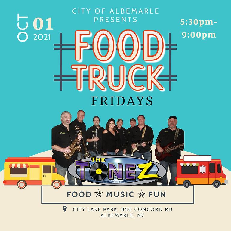 Albemarle Food Truck Friday