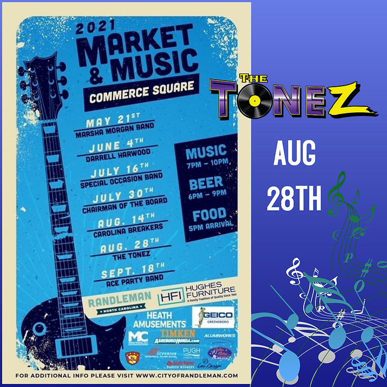 Randleman Market & Music