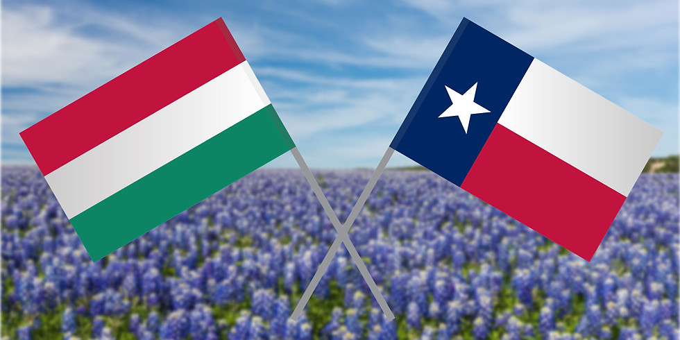 Ismerje meg a texasi magyarokat! - Know your Hungarian Community in Texas!