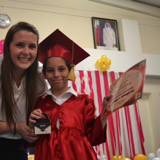 KS1 2018 Graduation