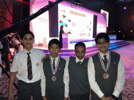 4th Qatar National Scratch Coding Competition