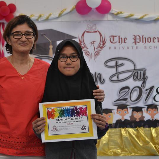 KS2 2018 Graduation