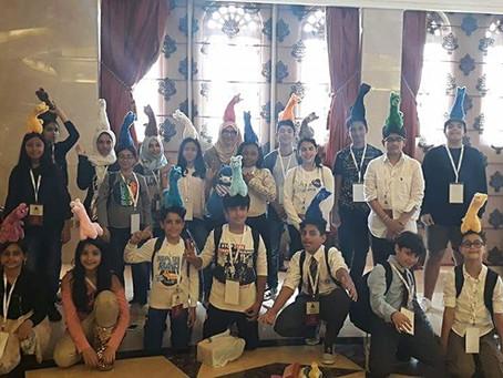 Phoenix World Scholars Cup Finalists !!!