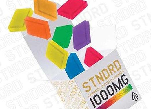 STNDRD 1000mg Gummies | 10pc