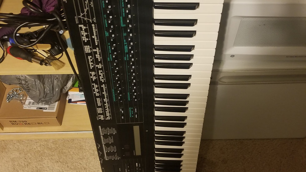 Yamaha dx7 fd ii