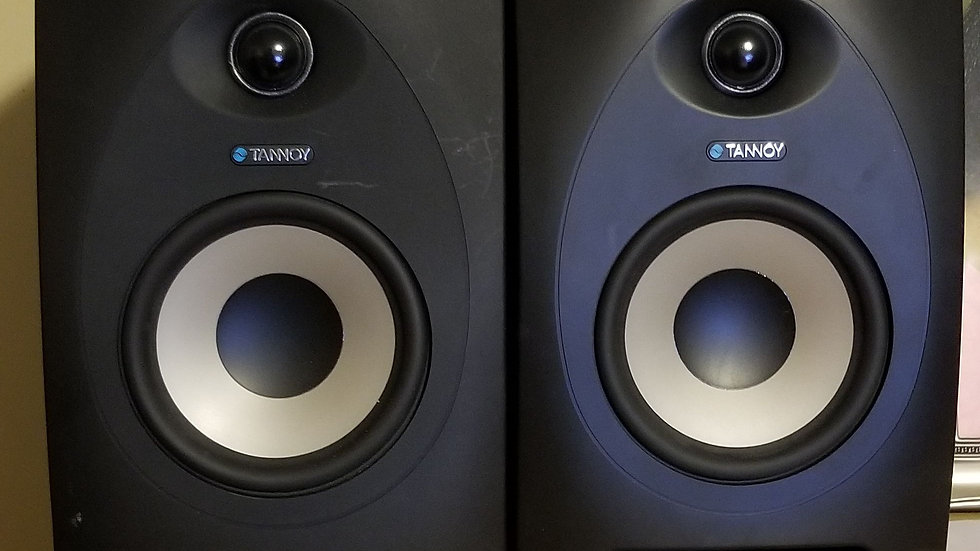 Tannoy reveal 501