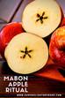Mabon Apple Ritual