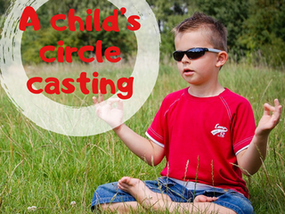 A Child's Circle Casting