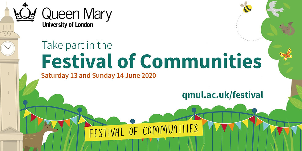 Festival of Communities 13 -14 June 2020