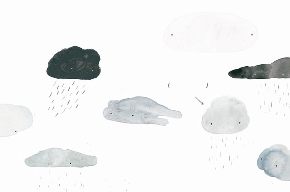 From Ivy & the Lonely Raincloud