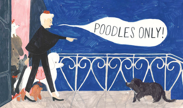 From Monty and the Poodles