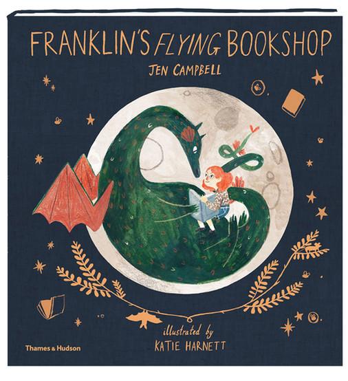 Franklina's Flying Bookshop
