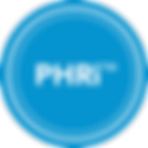 PHRI certifcation logo