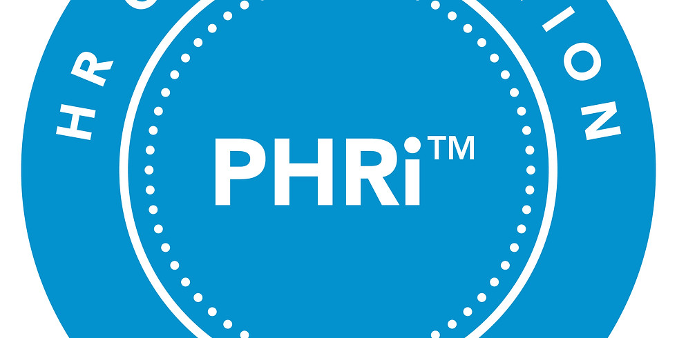 PHRI Preparation Course
