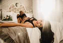 Maryland Studio Boudoir Photographer