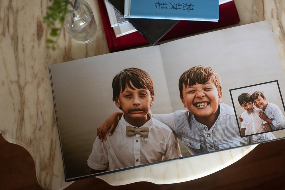 photo book family photos